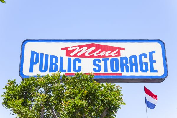 Mini Public Storage - Stanton Self Storage 11342 Western Ave Stanton, CA - Photo 10