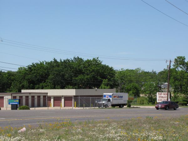 Top Mini Storage 1101 Martin Luther King Jr Blvd Killeen, TX - Photo 2