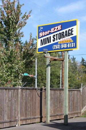 Stor-Eze Heated Self Storage 12820 Woodland Ave E Puyallup, WA - Photo 1