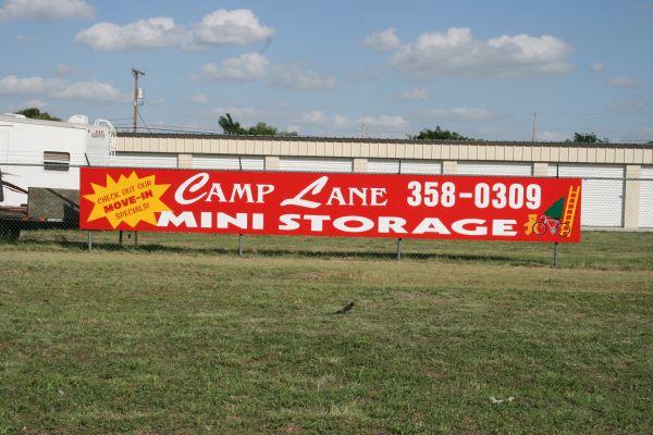 Camp Lane Self Storage 5411 Camp Ln Amarillo, TX - Photo 1
