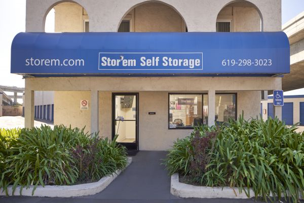 Stor'em Self Storage- Old Town 4800 Pacific Hwy San Diego, CA - Photo 0