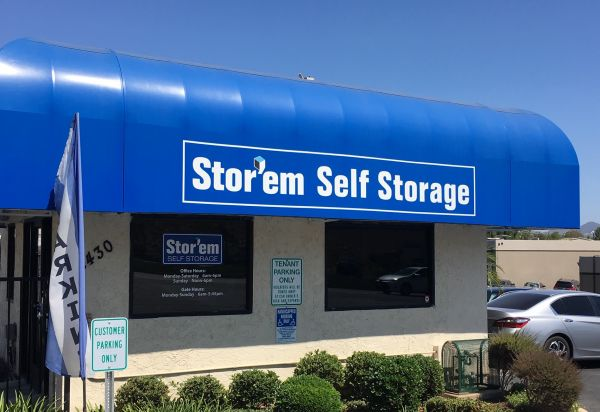 Stor'em Self Storage - Vista 2430 S Santa Fe Ave Vista, CA - Photo 0