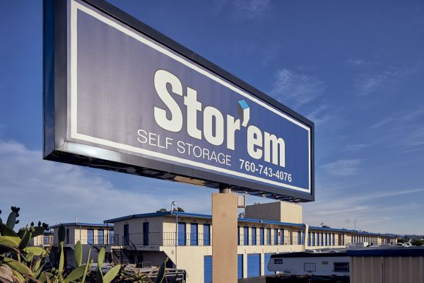 Stor'em Self Storage - Escondido 1510 E Mission Rd San Marcos, CA - Photo 6