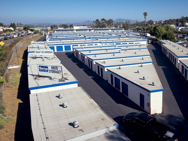 Stor'em Self Storage - Escondido 1510 E Mission Rd San Marcos, CA - Photo 1