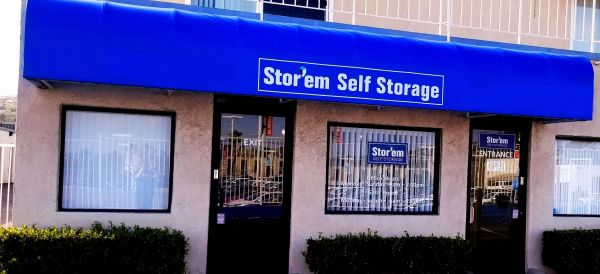 Stor'em Self Storage - Pacific Beach 4595 Mission Bay Dr San Diego, CA - Photo 1