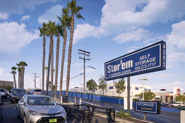 Stor'em Self Storage - Pacific Beach 4595 Mission Bay Dr San Diego, CA - Photo 8