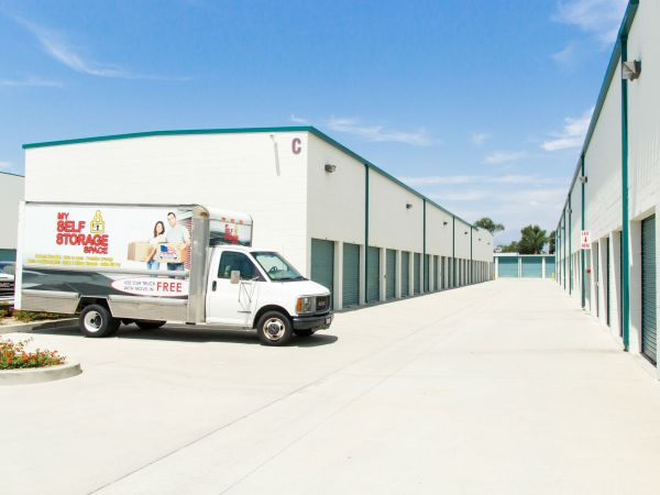 My Self Storage Space West Covina 901 W Service Ave West Covina, CA - Photo 7