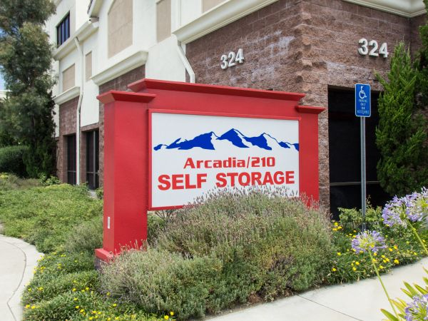 Arcadia 210 Self Storage 324 N 2nd Ave Arcadia, CA - Photo 1