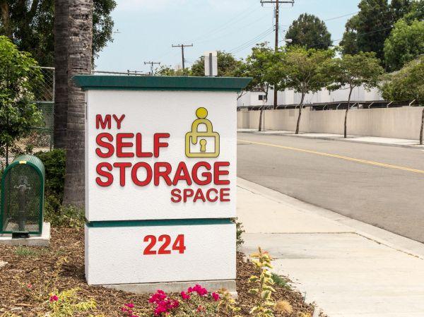My Self Storage Space - Orange 224 N McPherson Rd Orange, CA - Photo 1