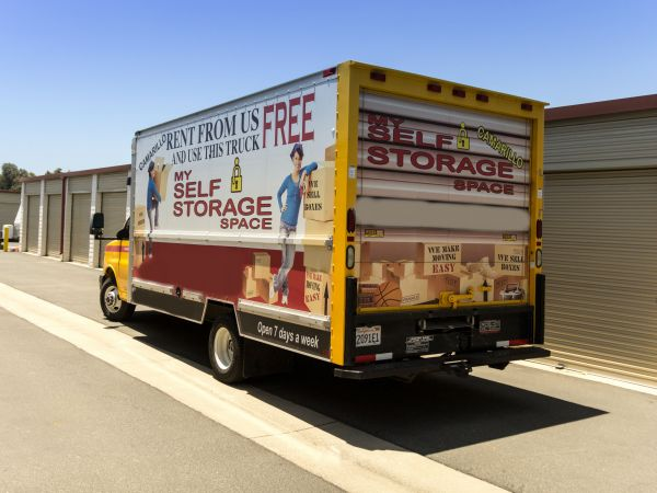 My Self Storage Space Camarillo 450 Camarillo Center Dr Camarillo, CA - Photo 15
