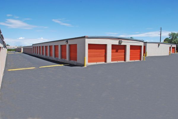 Airport Road Self Storage Santa Fe3929 Academy Rd Fe Nm Photo