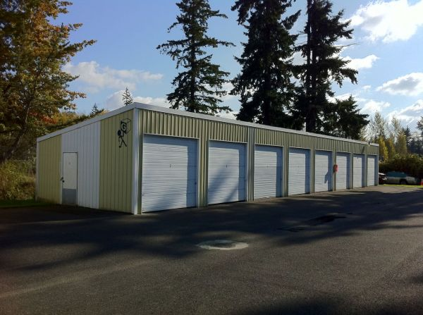 Stor-Eze Self Storage - Parkland 1510 112th St E Tacoma, WA - Photo 1