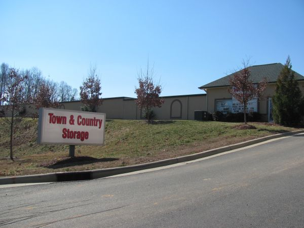 A Town and Country Storage - Huntersville 509 Seagle Street Huntersville, NC - Photo 0