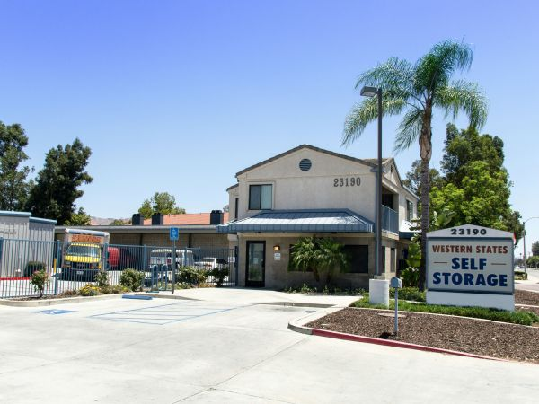 Western States Self Storage 23190 Hemlock Ave Moreno Valley, CA - Photo 0