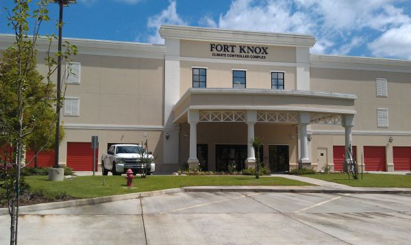Fort Knox Climate Controlled Self Storage - Mandeville - 2649 N Causeway Blvd 2649 N Causeway Blvd Mandeville, LA - Photo 0