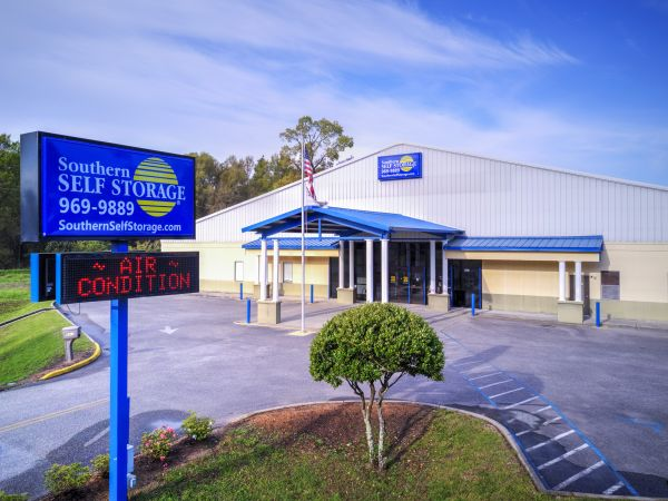 Southern Self Storage - Pensacola 9311 Pine Forest Rd Pensacola, FL - Photo 0