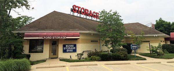 Milford Storage 1053 Main St Milford, OH - Photo 0