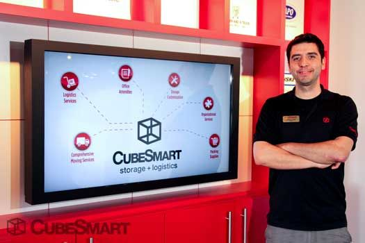 CubeSmart Self Storage - Houston - 1019 W Dallas St 1019 W Dallas St Houston, TX - Photo 12