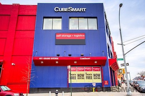 Cubesmart Self Storage Brooklyn 945 Atlantic Ave