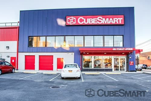 CubeSmart Self Storage - Brooklyn - 486 Stanley Ave 486 Stanley Ave Brooklyn, NY - Photo 0