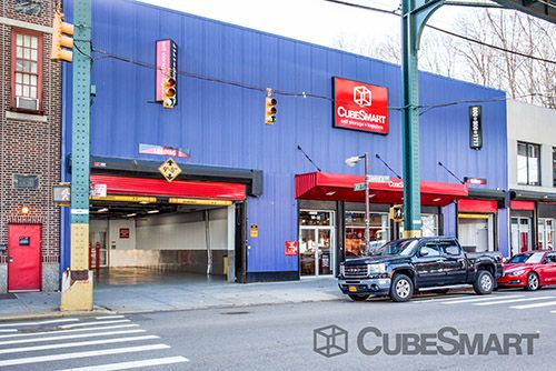CubeSmart Self Storage - Woodhaven 9834 Jamaica Ave Woodhaven, NY - Photo 0