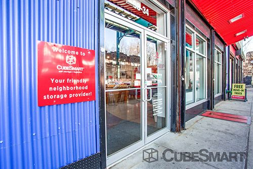 CubeSmart Self Storage - Woodhaven 9834 Jamaica Ave Woodhaven, NY - Photo 1
