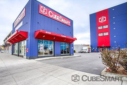 CubeSmart Self Storage - Jamaica - 179-36 Jamaica Ave 179-36 Jamaica Ave Jamaica, NY - Photo 0
