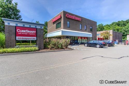 CubeSmart Self Storage - Shelton 829 Bridgeport Ave Shelton, CT - Photo 0