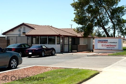 CubeSmart Self Storage - Victorville 13627 Amargosa Rd Victorville, CA - Photo 1