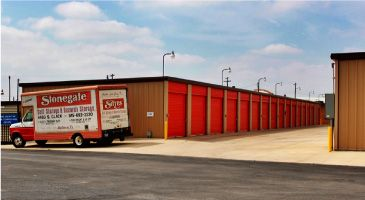 Sitzes Self Storage 2433 S Treadaway Blvd Abilene, TX - Photo 1