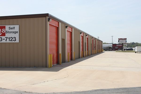 Stonegate Self Storage 4450 South Clack Street Abilene, TX - Photo 3