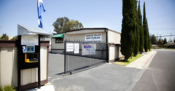 Central Self Storage - Kirker 1705 Kirker Pass Rd Concord, CA - Photo 2