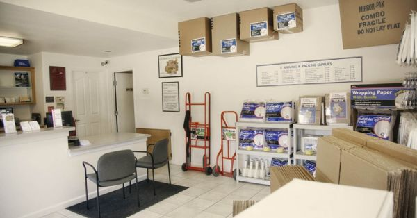 Central Self Storage - East Travis 837 E Travis Blvd Fairfield, CA - Photo 1