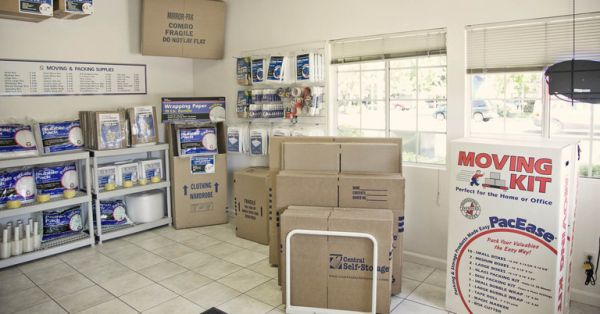 Central Self Storage - East Travis 837 E Travis Blvd Fairfield, CA - Photo 4