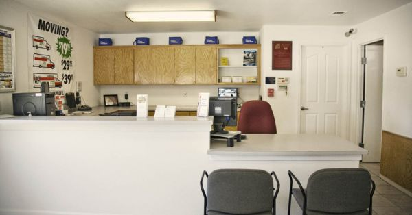 Central Self Storage - East Travis 837 E Travis Blvd Fairfield, CA - Photo 6