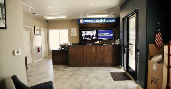 Central Self Storage - Merced 3 W 23rd St Merced, CA - Photo 2