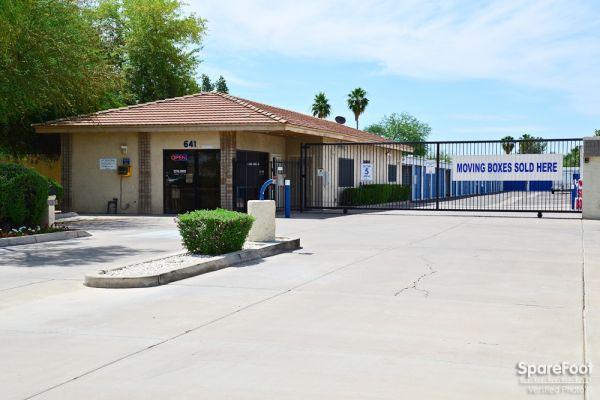 Central Self Storage - Warner 641 E Warner Rd Chandler, AZ - Photo 0