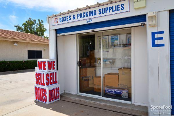 Central Self Storage - Warner 641 E Warner Rd Chandler, AZ - Photo 8
