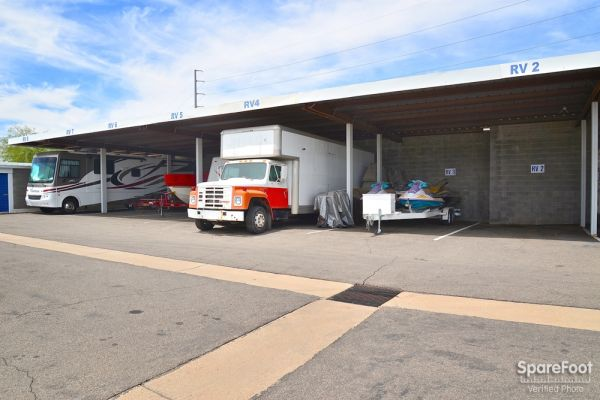 Central Self Storage - Warner 641 E Warner Rd Chandler, AZ - Photo 9
