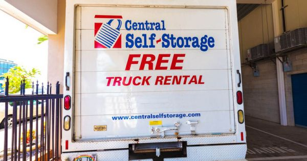 Central Self Storage - Oahu II 46-004 Kawa St Kaneohe, HI - Photo 2