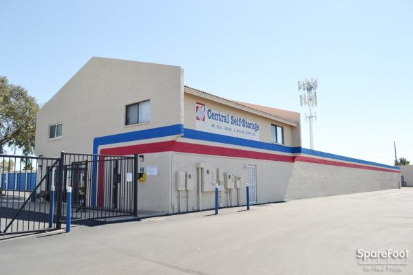 Central Self Storage - Dunlap 9029 N 43rd Ave Phoenix, AZ - Photo 1