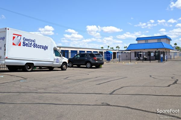 Central Self Storage - Ellsworth 107 N Ellsworth Rd Mesa, AZ - Photo 1