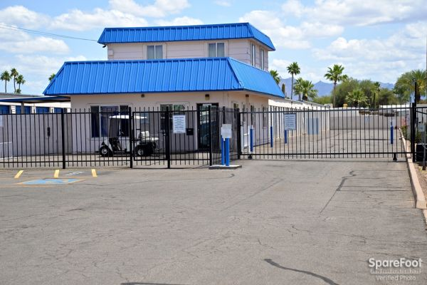 Central Self Storage - Ellsworth 107 N Ellsworth Rd Mesa, AZ - Photo 2