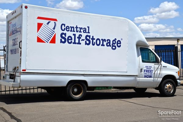 Central Self Storage - Ellsworth 107 N Ellsworth Rd Mesa, AZ - Photo 4