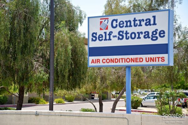 Central Self Storage - Ellsworth 107 N Ellsworth Rd Mesa, AZ - Photo 17