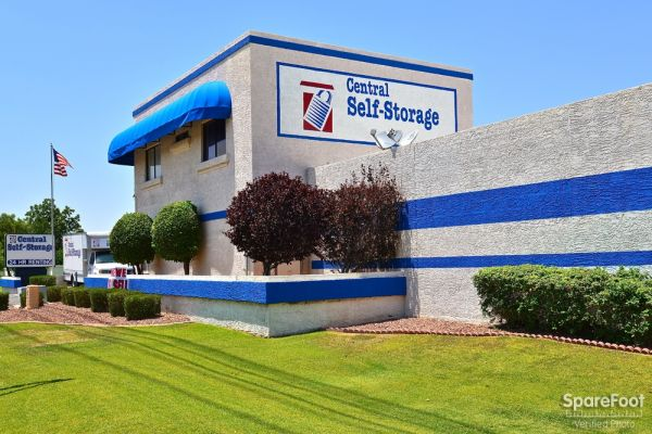 Central Self Storage - Cactus 5240 W Cactus Rd Glendale, AZ - Photo 0