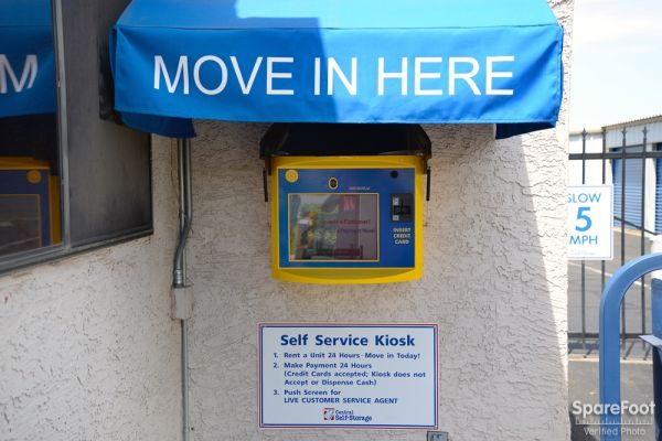 Central Self Storage - 67th Ave 7118 N 67th Ave Glendale, AZ - Photo 4