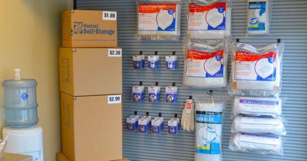 Central Self Storage - Boise 8303 Vincent St Boise, ID - Photo 6