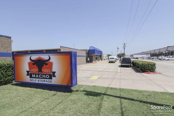 Macho Self Storage - Carrollton 1615 Vantage Dr Carrollton, TX - Photo 0