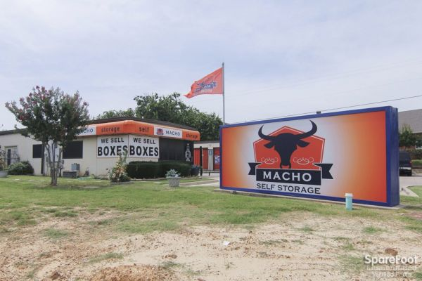 Macho Self Storage - Colleyville 6511 Colleyville Blvd Colleyville, TX - Photo 0